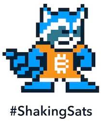 Shaking Sats Shakepay
